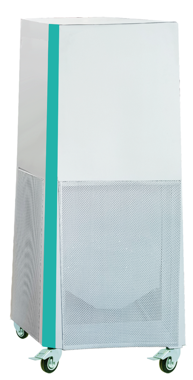 High capacity industrial filter