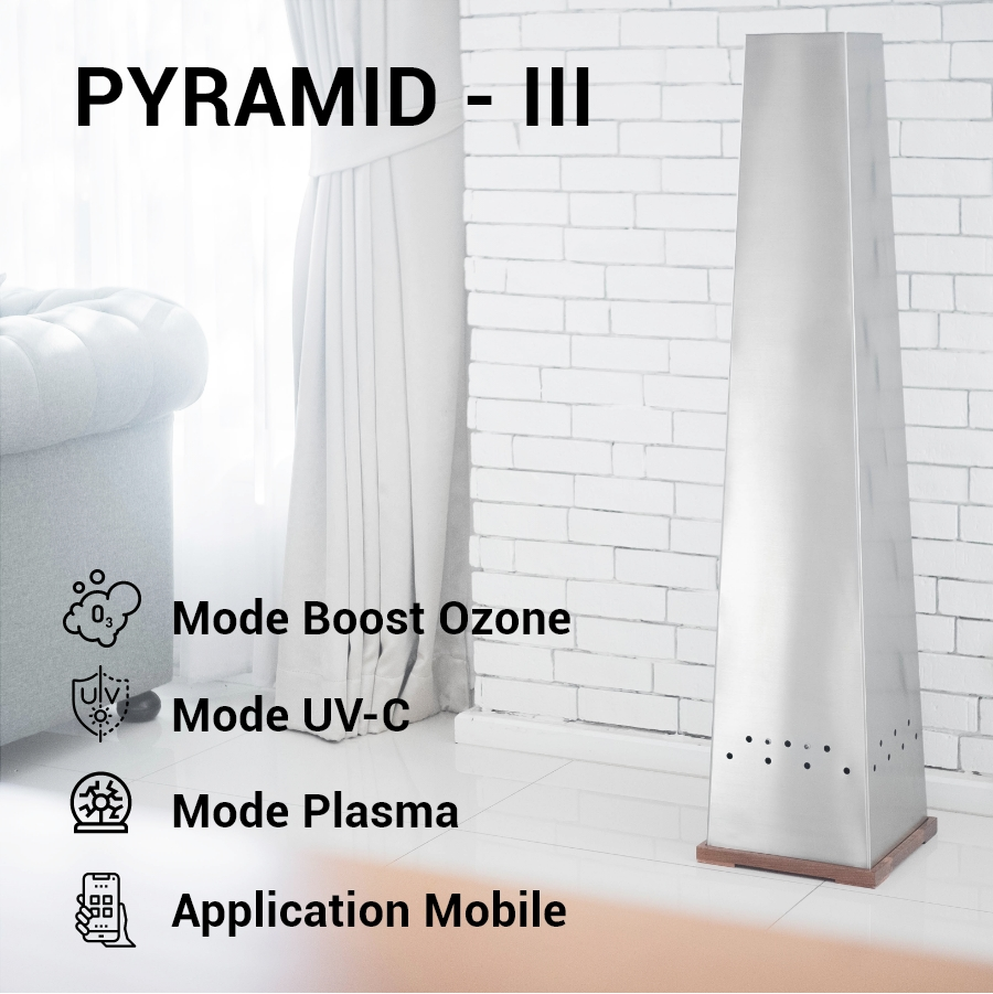 ionic air purifier ozone
